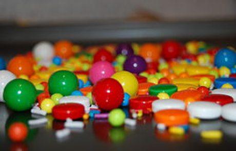 איך מפחיתים את כמות הממתקים לילדים?